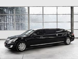 Hyundai Equus Armored Stretch Limousine by Stoof 2012 года